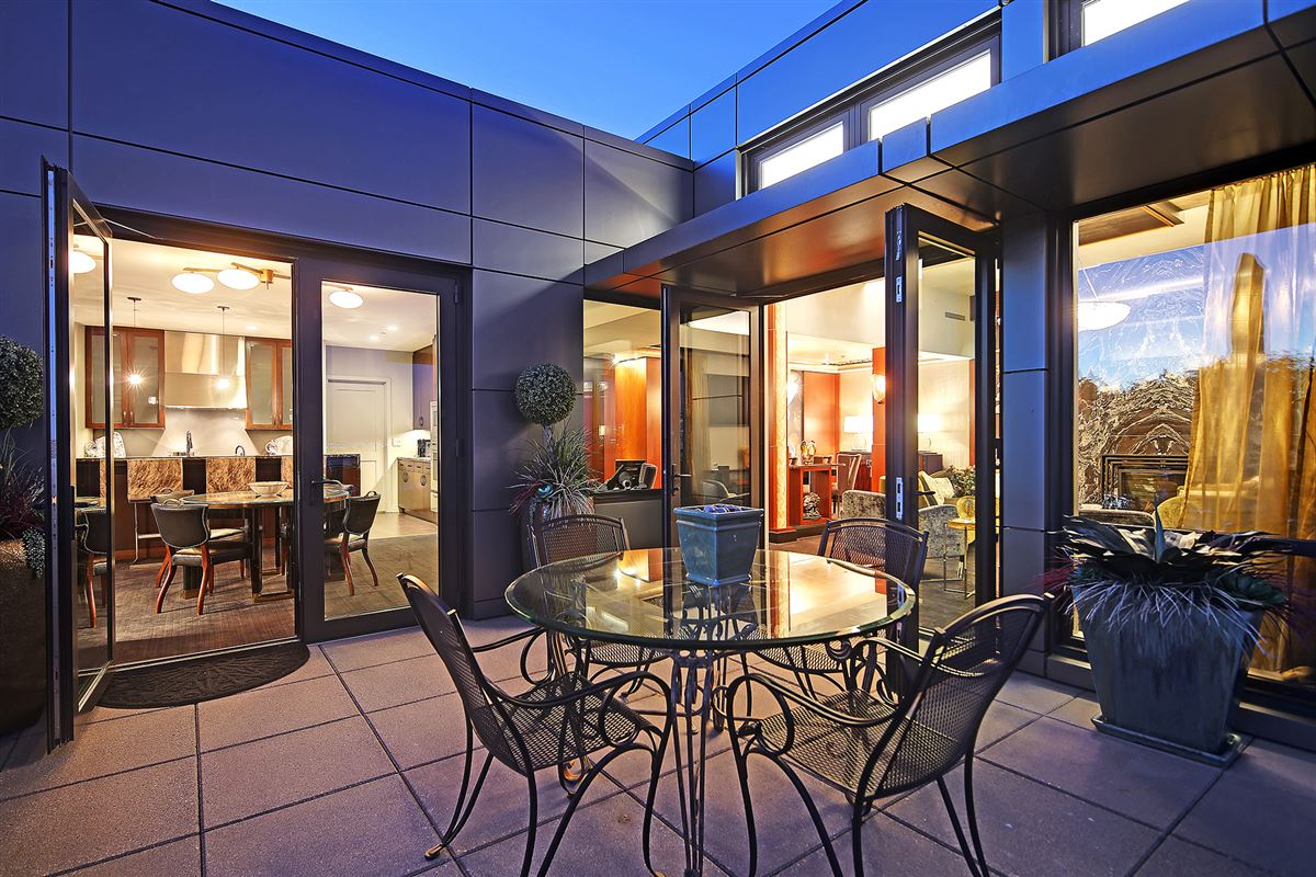 Luxury real estate Sophisticated Queen Anne Penthouse