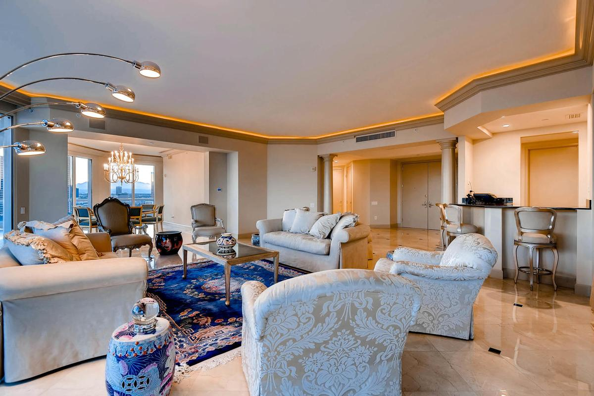 Elegant Penthouse luxury real estate