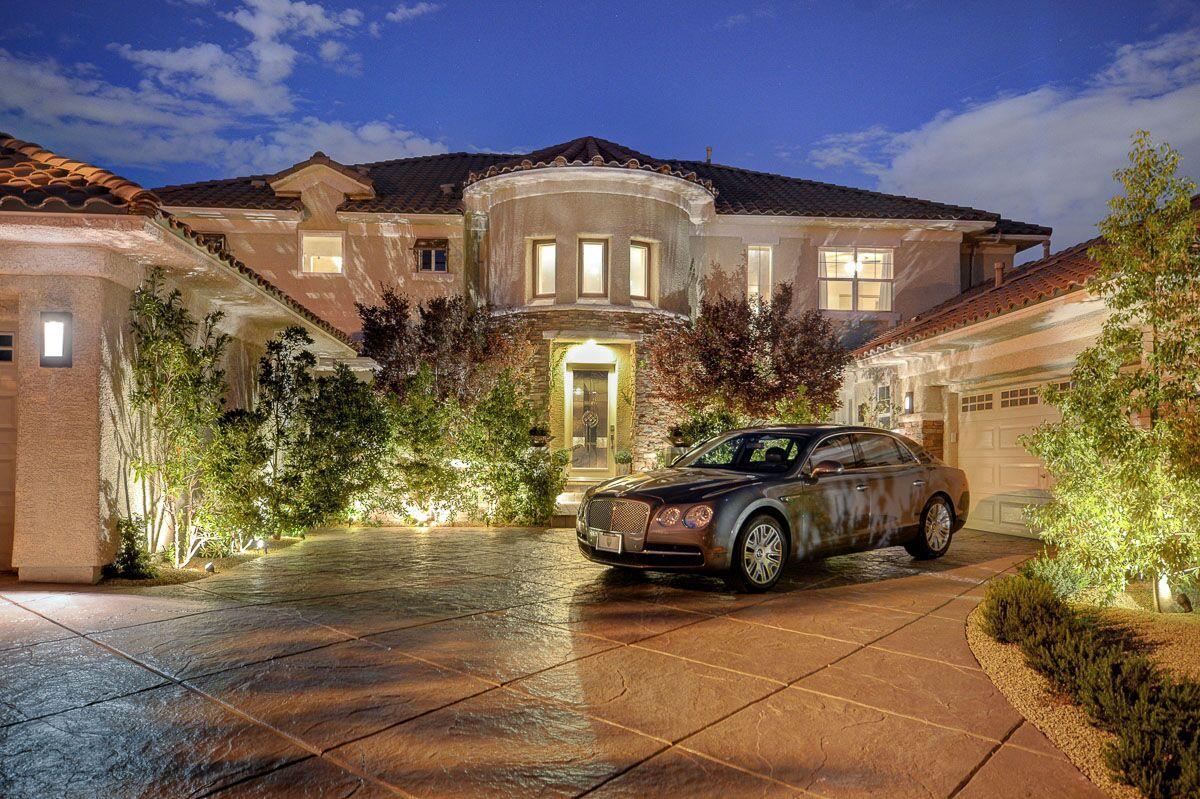 Heritage Glen At Summerlin Nevada Luxury Homes