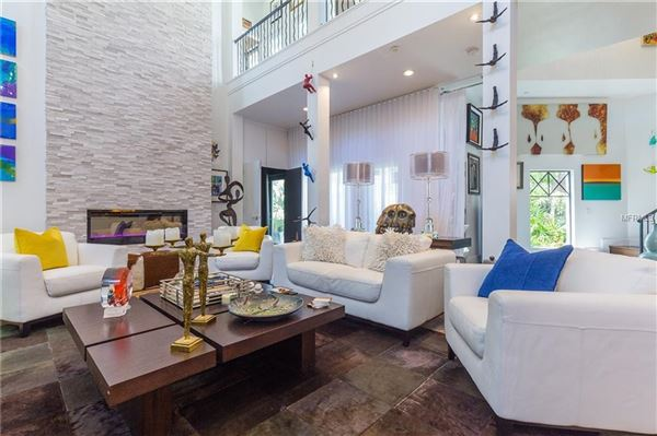an amazing lifestyle in tampa luxury homes