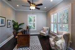 custom designed Anclote Oasis Estate luxury homes