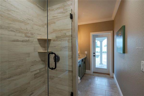 Luxury homes in custom designed Anclote Oasis Estate