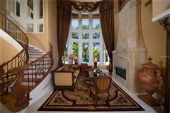 gated compound of timeless elegance mansions