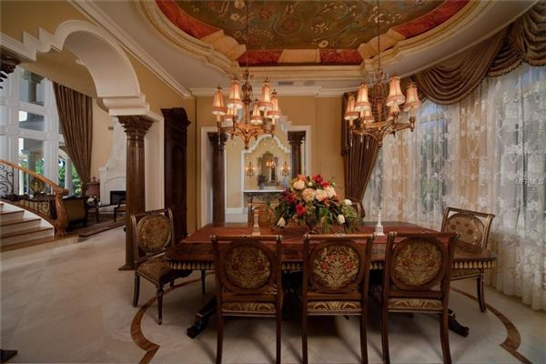 Luxury homes gated compound of timeless elegance