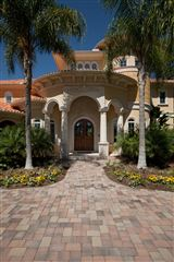 gated compound of timeless elegance luxury real estate