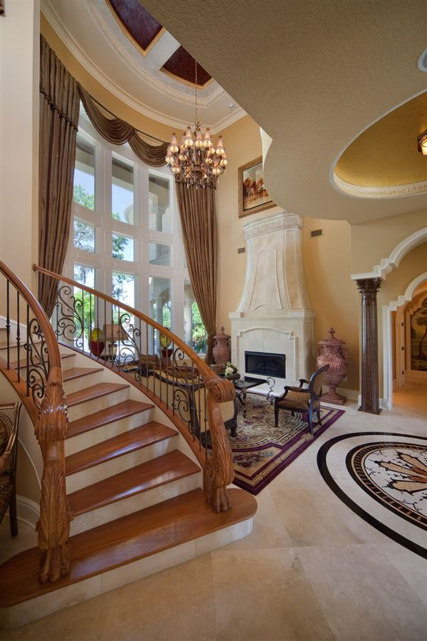 Luxury homes in gated compound of timeless elegance