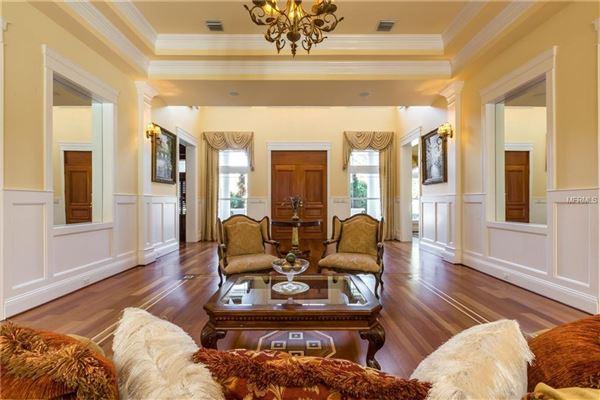Luxury real estate exquisite custom home in prestigious Avila