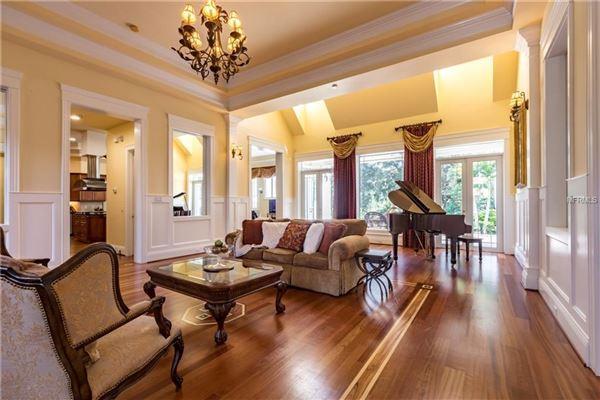 exquisite custom home in prestigious Avila luxury real estate