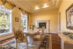 exquisite custom home in prestigious Avila mansions