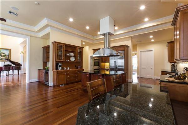 exquisite custom home in prestigious Avila luxury homes