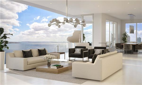 Luxury real estate unparalleled water views