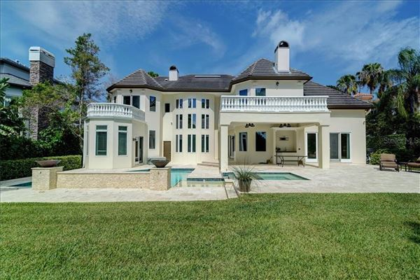 Glamour meets luxury mansions