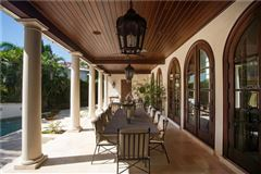 Beach Park estate customized to perfection luxury homes