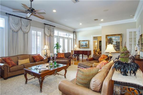 Very special home with UNIQUE features mansions