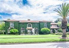 Luxury properties Gorgeous 1925 Davis Islands Estate