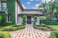 Gorgeous 1925 Davis Islands Estate  mansions