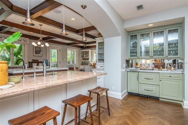Luxury real estate Gorgeous 1925 Davis Islands Estate