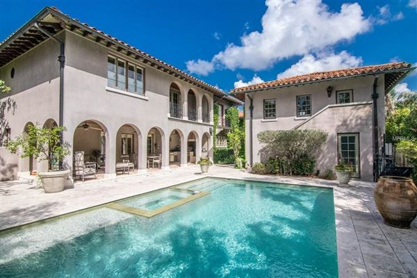 Gorgeous 1925 Davis Islands Estate  luxury homes