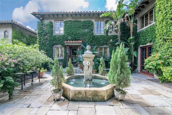 Gorgeous 1925 Davis Islands Estate  luxury real estate