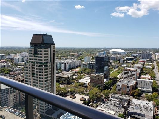 Unparalleled and unimpeded Tampa Bay views luxury homes