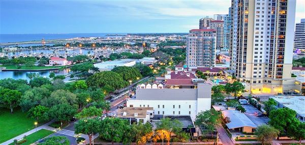 Unparalleled and unimpeded Tampa Bay views luxury real estate
