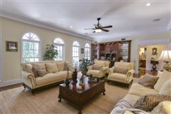 Luxury homes in grand estate in Culbreath Isles