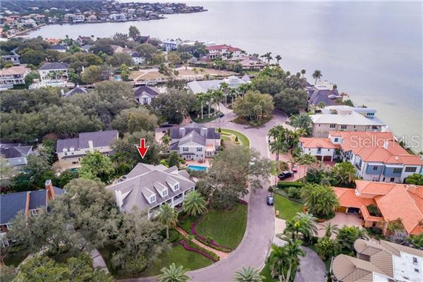 Mansions grand estate in Culbreath Isles