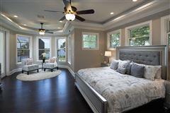 Mansions in custom designed Anclote Oasis Estate