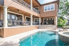 Stunning Davis Islands pool home luxury homes