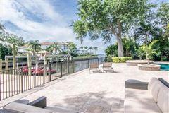Luxury real estate Stunning Davis Islands pool home
