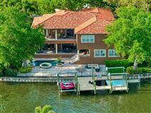 Stunning Davis Islands pool home mansions