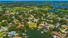Mansions in incredible estate-sized waterfront property