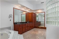 meticulous executive-style home luxury real estate