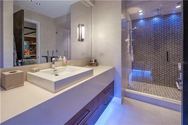 modern work of art on the water luxury properties