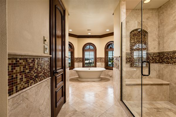 Luxury real estate  the perfect home