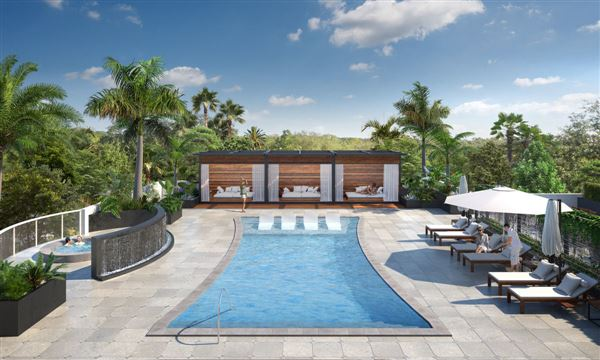 Luxury real estate tranquil residence