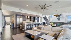 magnificent Penthouse in the bliss complex mansions