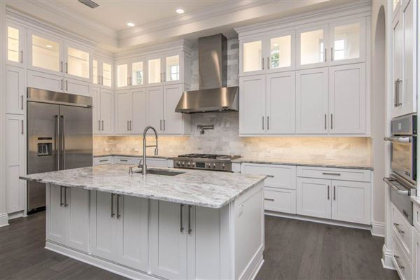 Luxury real estate New Construction Waterfront Community