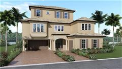 New Construction Waterfront Community mansions