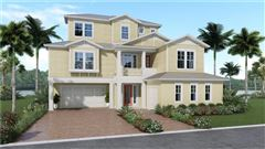 Luxury homes in New Construction Waterfront Community