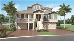 Mansions in New Construction Waterfront Community