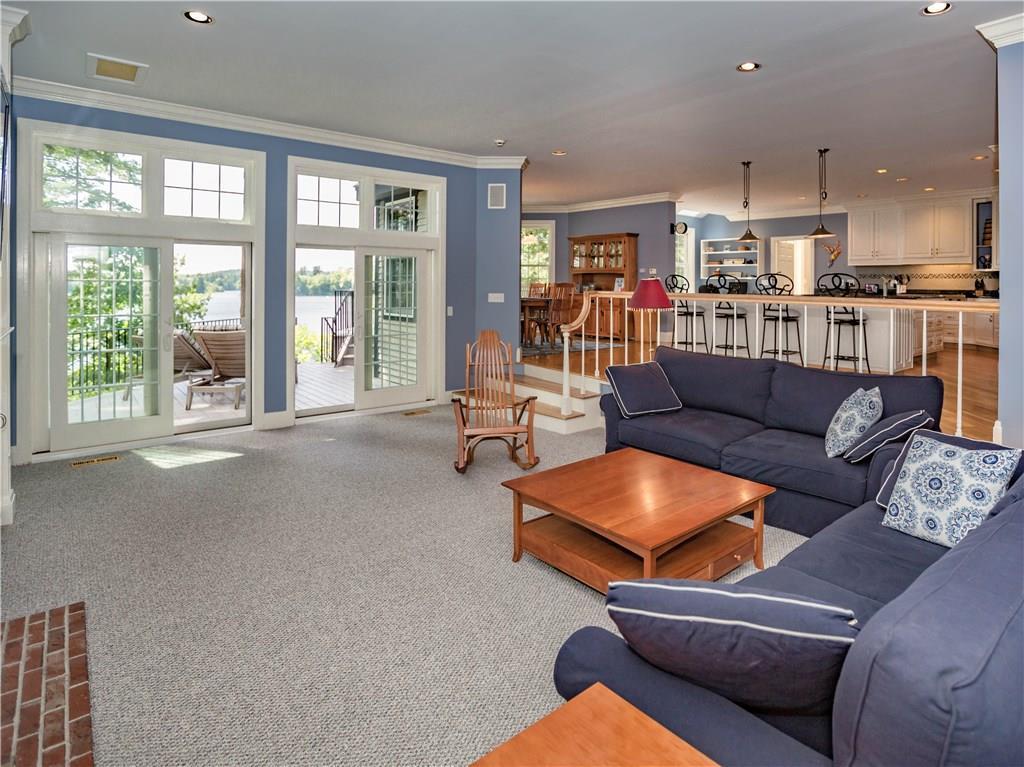 Stunning Lakefront Estate luxury real estate
