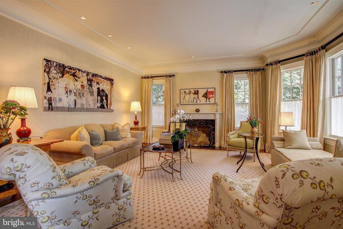 Luxury properties an exquisite home in bethesda
