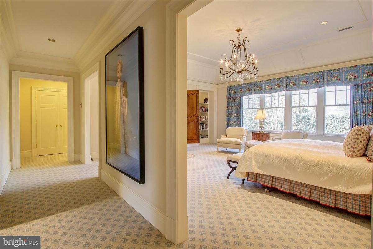 an exquisite home in bethesda luxury homes