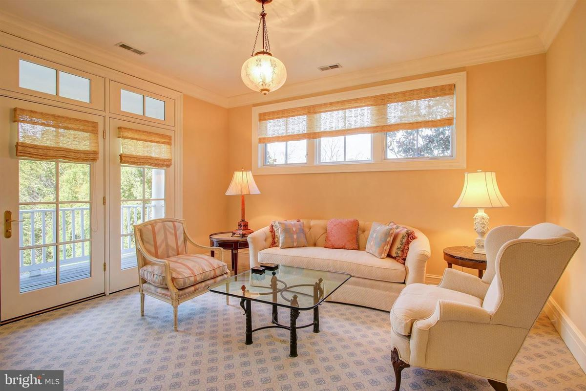 Luxury real estate an exquisite home in bethesda