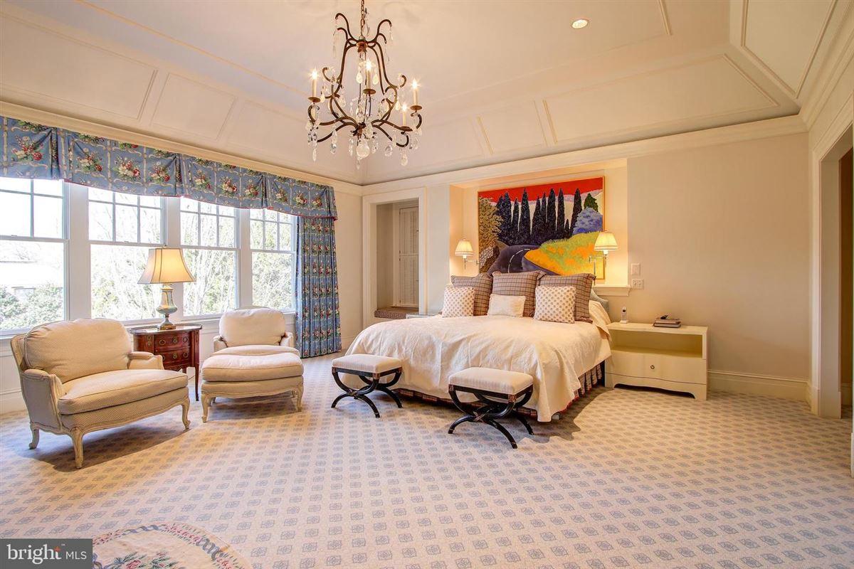 an exquisite home in bethesda luxury properties
