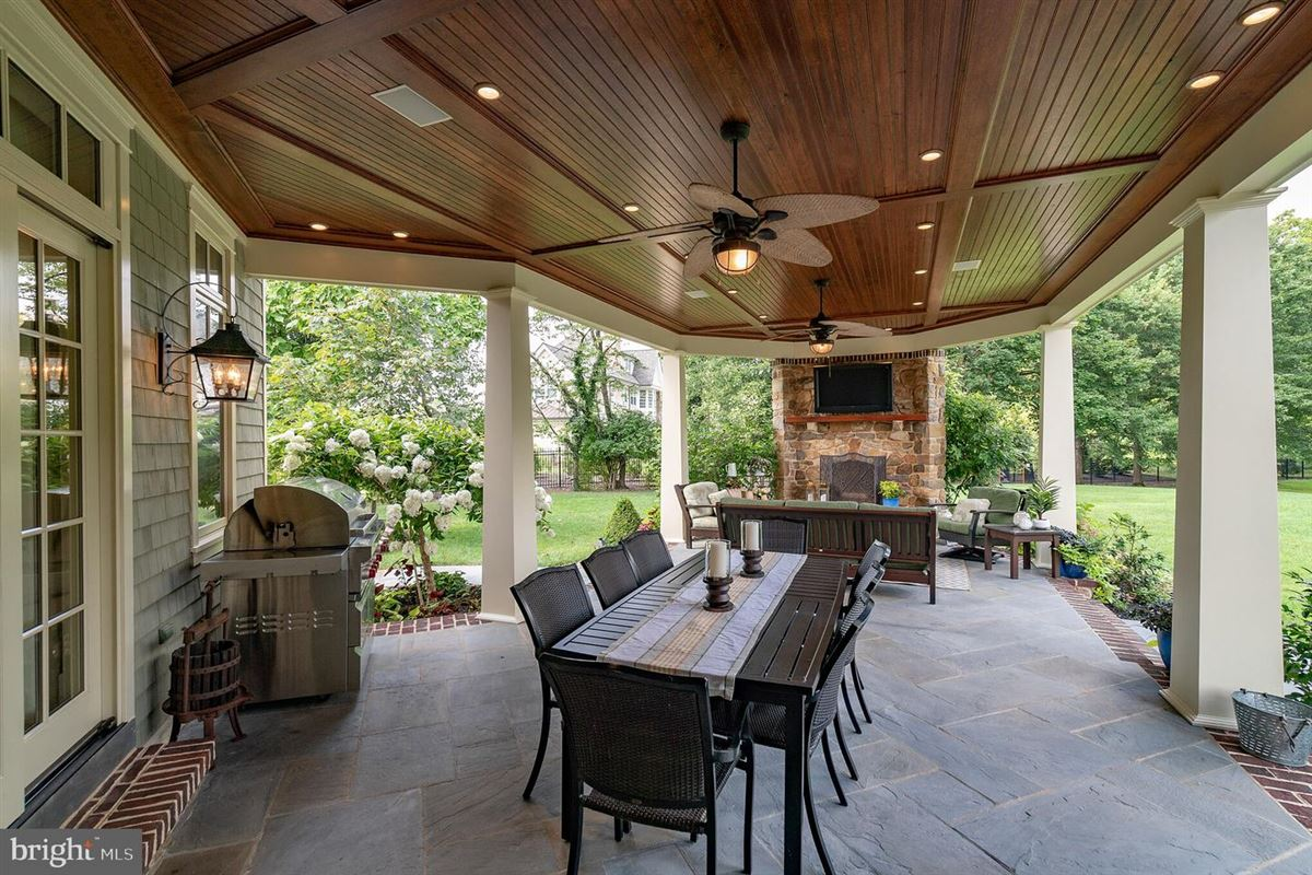 Mansions in exquisite custom designed home on a spacious lot