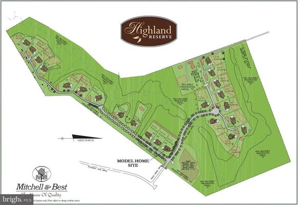 to be built at Highland Reserve in Fulton luxury properties