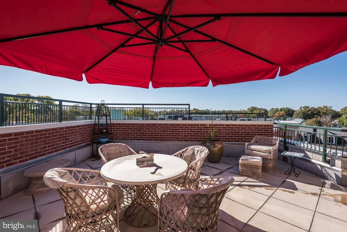 Luxury homes in Fabulous penthouse with wonderful views