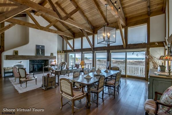 Luxury homes a MAGNIFICENT HIGH DUNE OCEANFRONT PROPERTY